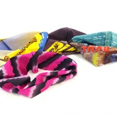 Bandanas | Lanyards  Custom Fabric Bracelets