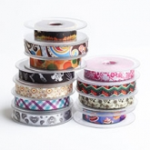 Coil Tape | Lanyards  Custom Fabric Bracelets