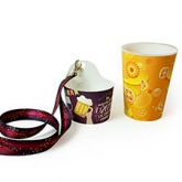 Cup holders | Lanyards  Custom Fabric Bracelets