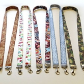 Lanyards  Custom Fabric Bracelets